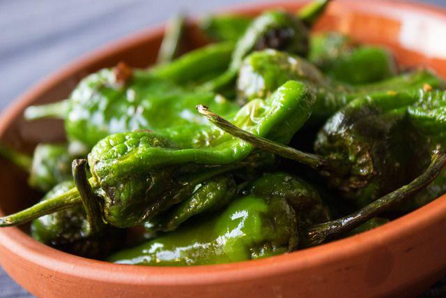 Kleine Dorfküche | Leckere Rezepte aus unserer Küche | Pimientos de Padron Tapas