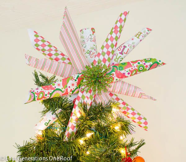 1000+ Ideas About Diy Tree Topper On Pinterest
