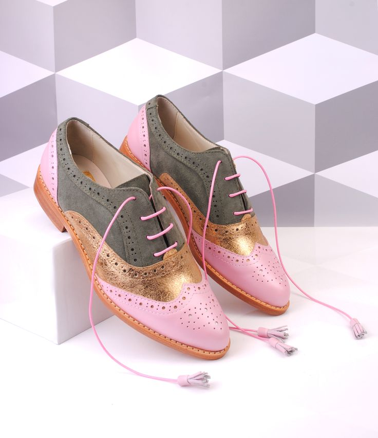 Original ABO pointed toe brogues  :: Online shop www.abo-shoes.com