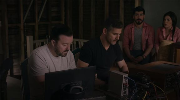 Netflix Snatches Film 'Special Correspondents' from Hollywood