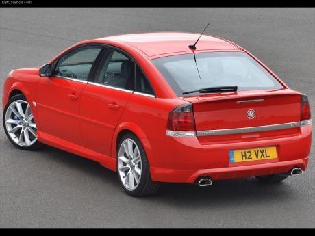 Vauxhall VECTRA VX RACING