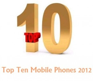 The top mobile manufacturers in the world are HTC, Sony, Nokia, Apple, Samsung and Blackberry. These companies have gifted the mobile market with devices of different price ranges and options. We are sure you cant wait anymore to find out the the top 10 mobile phones of 2012 @  http://www.mobilesandtablets.co.uk/top-ten-mobile-phones-2012/