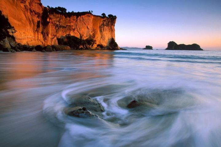 Stingray Bay, New Zealand