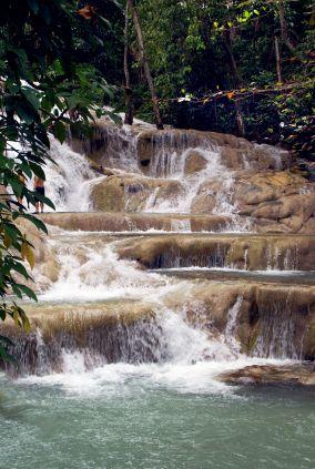 Dunns River Falls Ocho Rios, Jamaica