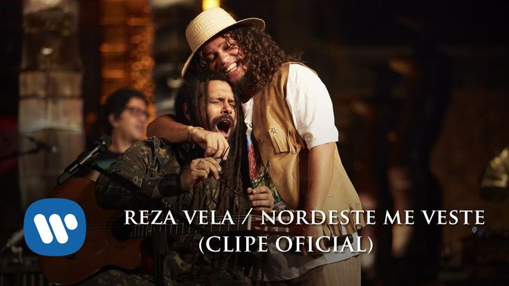 O Rappa e Rapadura - Reza Vela / Nordeste me Veste [Acústico na Oficina Francisco Brennand] - YouTube