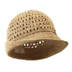 Raffia Crochet Hats