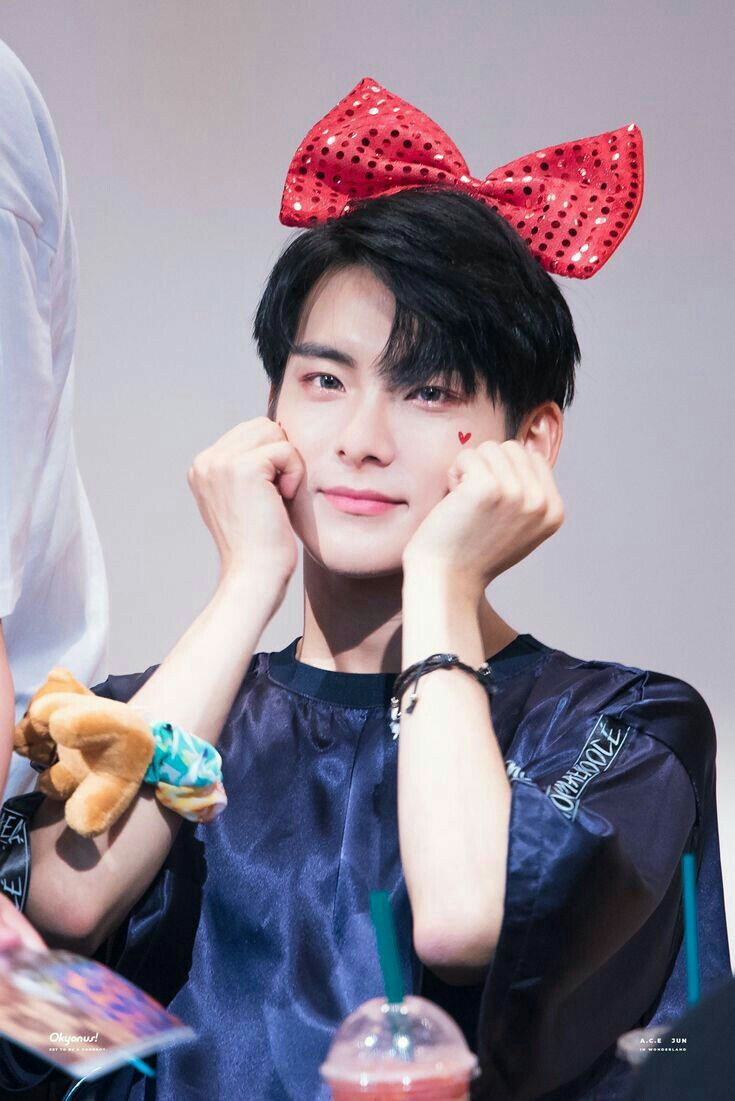 Kpop Idol As Your Zakonczone A C E Jun Ace A C E Junhee