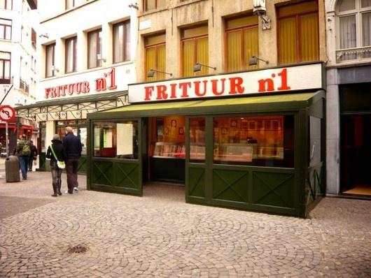 Frituur no 1 Antwerpen