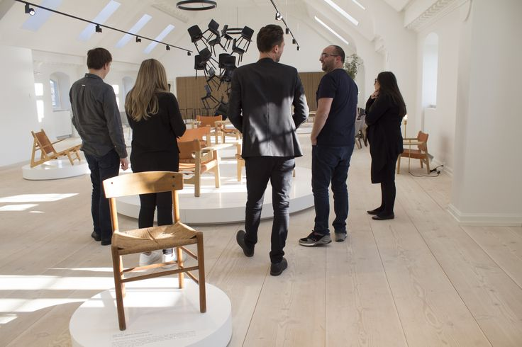 THE CURRENT EXHIBITION SHOWS CLASSIC PIECES IN THE COLLECTION INCLUDING THE RECENTLY EXHIBITED RE-INTERPRETED SPANISH CHAIR