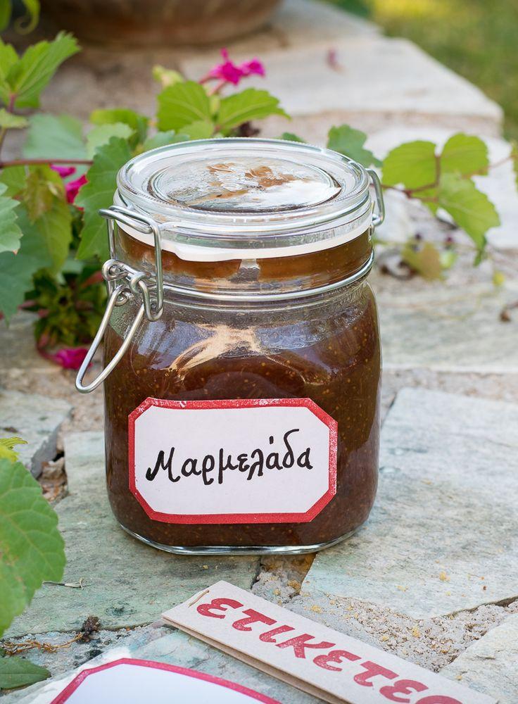 Μαρμελάδα Σύκο