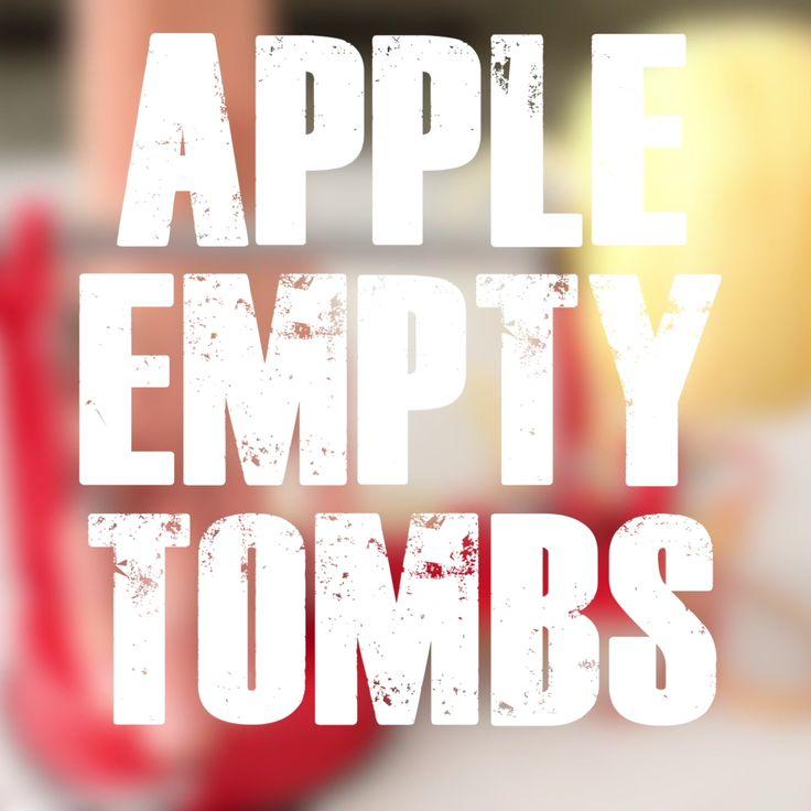 Apple Empty Tomb Rolls