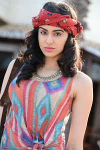 "Actress Adah Sharma could finally claim that she got a hit to her credit. Though there are numerous films to her name, only it is ""Kshanam"" that has given respite to her. Success of this film became"