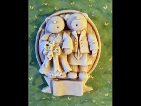 Make Salt Dough Crafts / Salz Teig- Create Your own Ornaments!