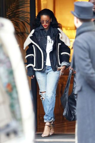 From Rihanna to Olivia Palermo, shop these celebrity style looks here: