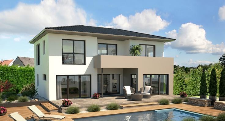 10 bilder zu h user grundrisse auf pinterest villas moderne h user und speisekammer. Black Bedroom Furniture Sets. Home Design Ideas