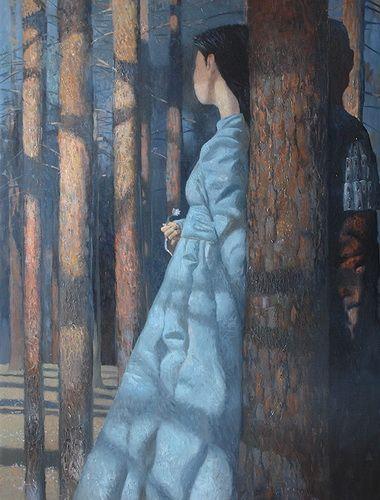 'Snowdrop'  -  by Zorikto Dorzhiev