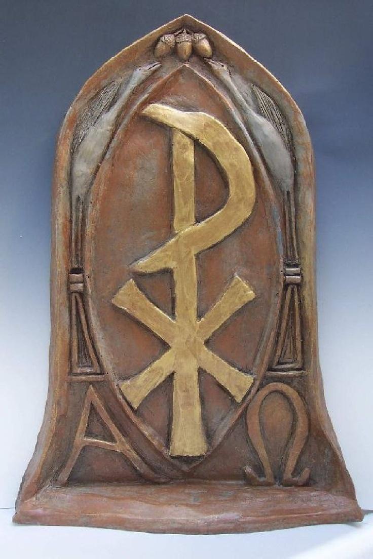 64 best chi rho images on pinterest chi rho altars and tattoo ideas chirhocrosssymbolofgoodfortuneand buycottarizona