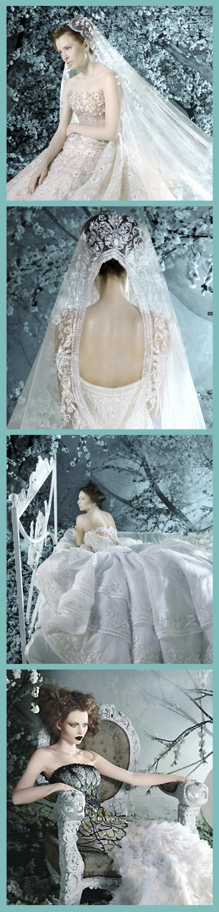 14 best Michael Cinco collection images on Pinterest | Short wedding ...