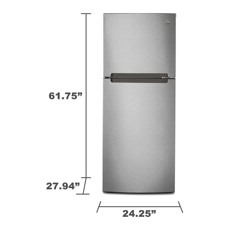 Top Freezer Refrigerator W/ Humidity