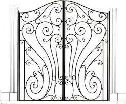 portões de ferro antigos - Pesquisa Google