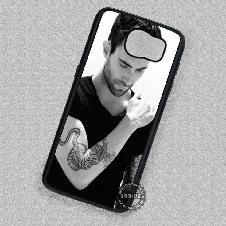 Tiger Tattoo Adam Levine Singer Maroon 5 - Samsung Galaxy S7 S6 S5 Note 7 Cases & Covers