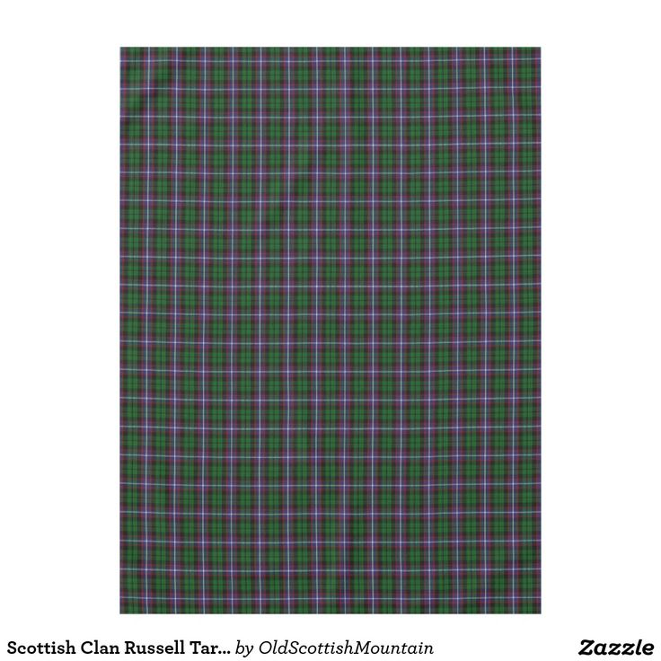 Tartan Plaid 49 best scottish clan russell images on pinterest | scotch, tartan