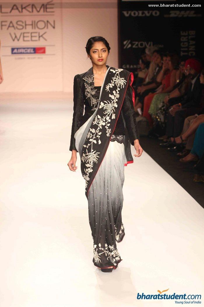 Ashdeen's Show at Lakme Fashion Week Summer/Resort 2013