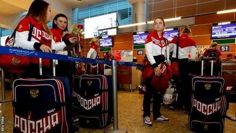 Welcome to sportmasta's Blog.: Rio 2016: Badminton clears Russian players for Oly...