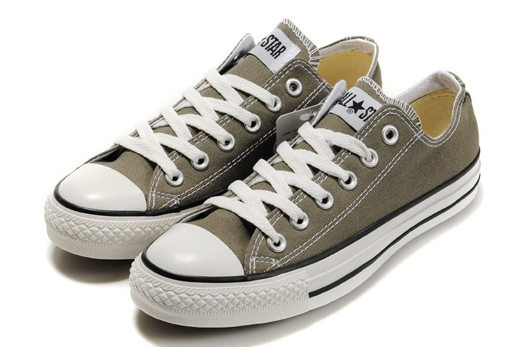 Converse All Star Ox Charcoal White