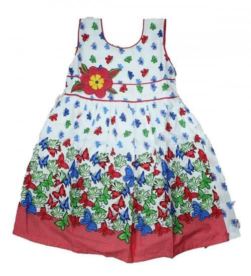 kids colourful cotton frock  .. size : 1- 4 years   #frock #cotton #cottonfrock #gown #princess #traditional #lehengacholi #ghagra #choli #ethnicwear #ethnic #pavadai #cute #pretty #fashion #fashionable