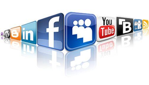 správa socialnych sieti.