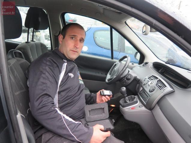 La Romagne : il invente un boîtier antivol pour les voitures récentes