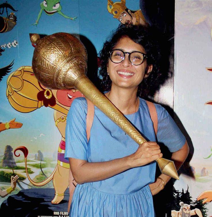 bollywoodmirchitadka: Kiran Rao at Screening of Movie 'Hanuman Da Damdaa...