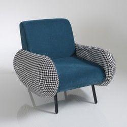 Sillón vintage, Watford La Redoute Interieurs - Sala de estar y sofás