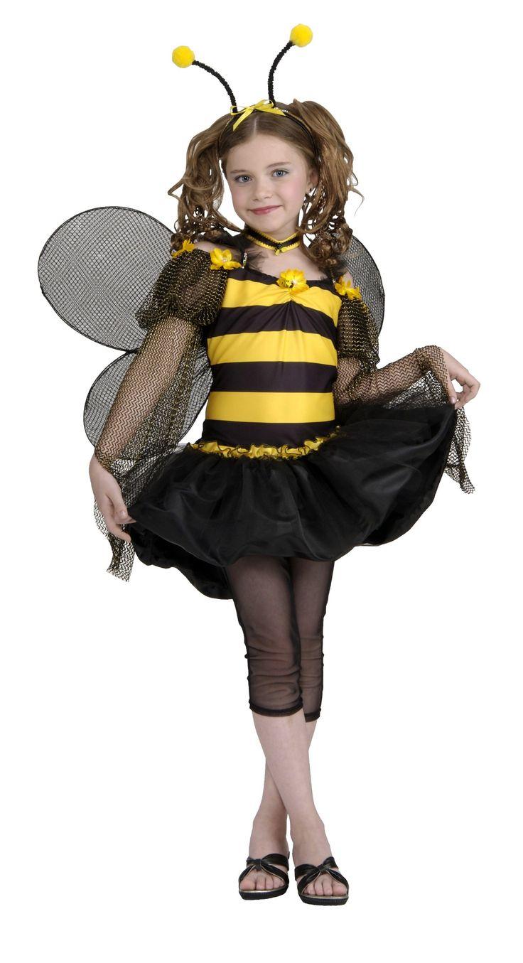 amazoncom tween bumble bee costume childrens costumes clothing bumble bee halloween