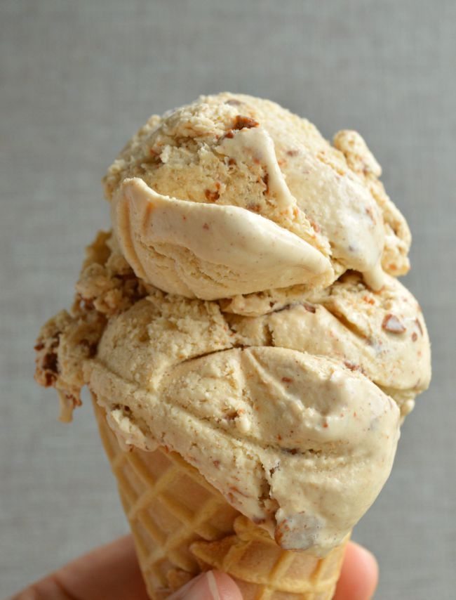 Brown Sugar Ice Cream Recipe