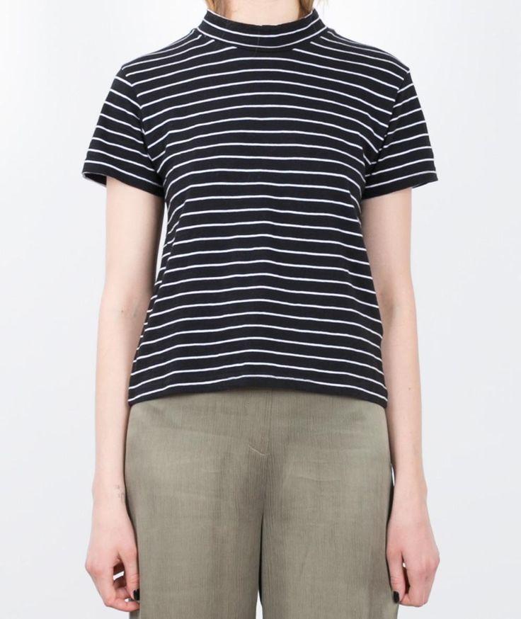 WEMOTO Kilda T-Shirt white black 38949