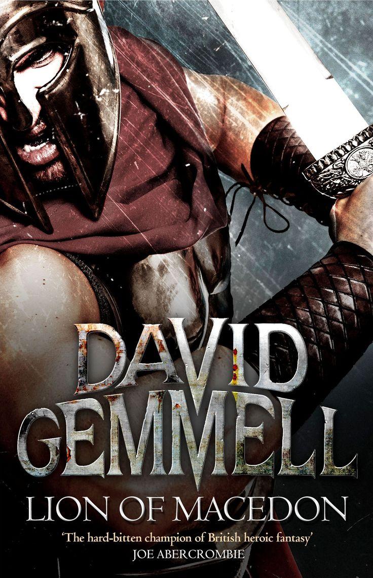 David Gemmell  Lion Of Macedon