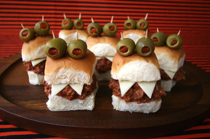 Add some Halloween spook to your holiday party with this easy and hearty recipe with a Halloween twist.