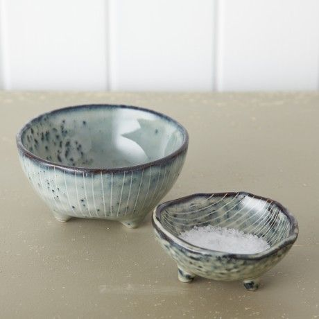 Broste Nordic Sea Dipping Bowls - Trouva