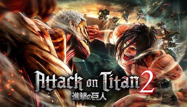 Attack on Titan 2 * 2Games.Tk