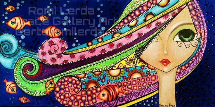 ROMI LERDA -  Space Gallery Art - @arteromilerda