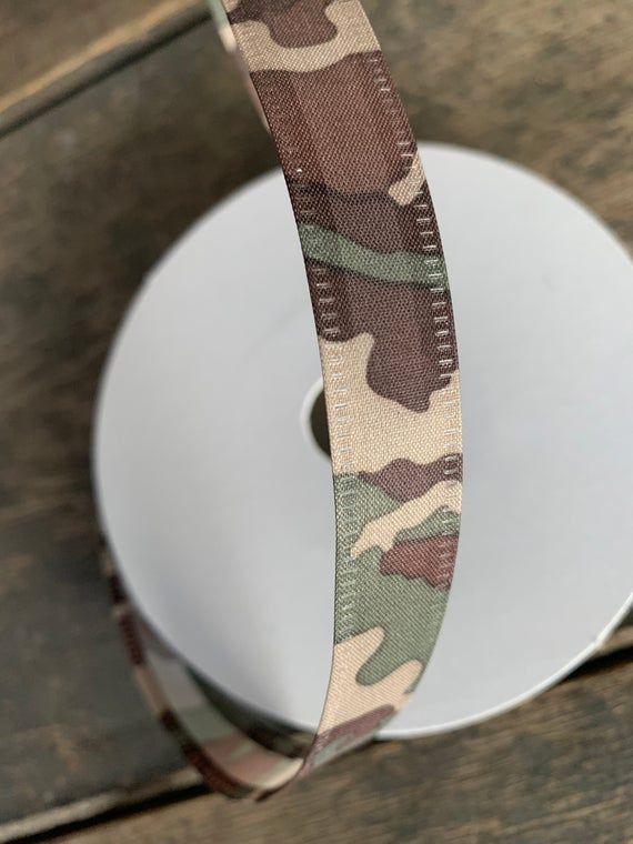 "5 yards Gray 5//8/"" grosgrain ribbon by the yard DIY hair bows"