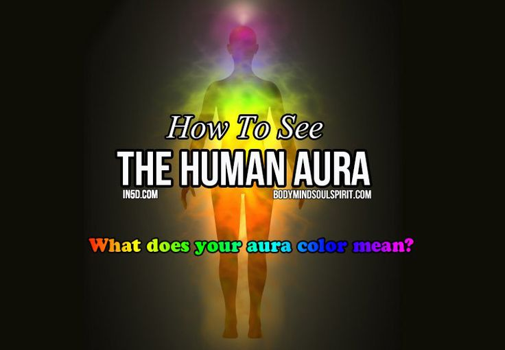 How to Read Auras - What is the Meaning of Each Color?  in5d in 5d in5d.com www.in5d.com http://in5d.com/