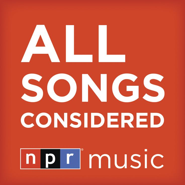 Theres lots of music constantly coming out and lets face it, lots of bad music. Listen to All Songs Considered from npr.org and find the good stuff faster.