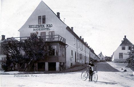 Hellebæk Kro 1910