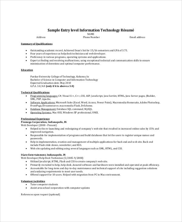Business Systems Analyst Sample Resume. Les 25 Meilleures Idées De