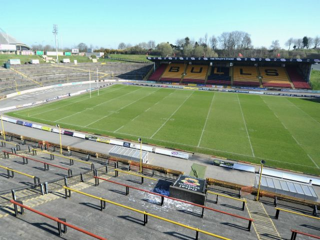 Bradford Bulls enter administration for third time in four years