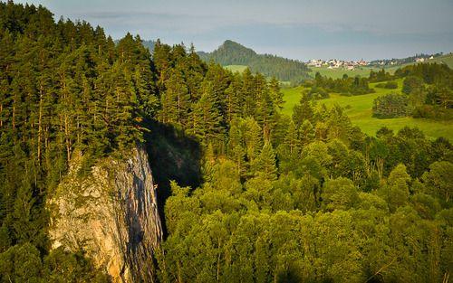 More great stuff from Terrance L. Reimer: Rock climbing near Nowa Biała, Poland