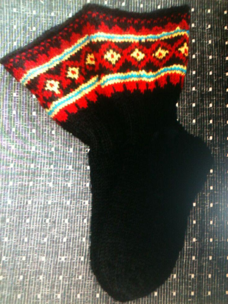 Lapinsukat / Lapland socks